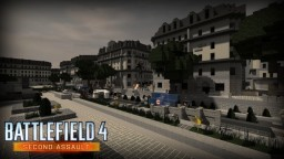 "Battlefield 4 ""Operation Métro 2014"" Minecraft Map & Project"
