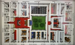 White House (My Version) Minecraft Map & Project