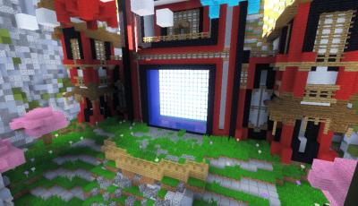 Arcade Hub Gate