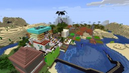 Projects Minecraft Map & Project