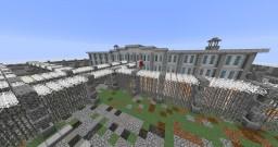 Prison V1 Minecraft Map & Project