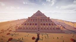 The Pyramid Minecraft Map & Project