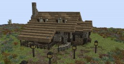 FoxTail Tavern (Conquest Reforged) Minecraft Map & Project