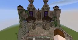 Lunar Haven Castle Minecraft