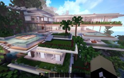 AndyisYoda Xalima Revised Minecraft Map & Project