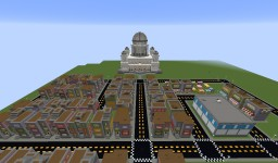 Just a City I am Making Minecraft Map & Project