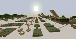 The Amazing Air Race Minecraft Map & Project