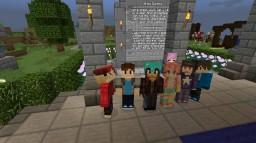 group photo on phrozencookie server Minecraft Blog Post