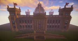 Reichstag Minecraft Map & Project