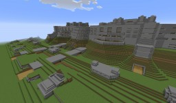 Eight-Sided Fortress Minecraft Map & Project