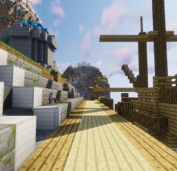 Myst Island Minecraft Map & Project