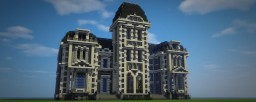 Grand detailed historistic Mansion