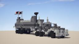 "Mad Max: Fury Road ""War Rig"" Minecraft Map & Project"