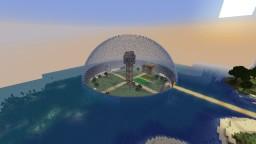 Massive Fish Bowl Project Minecraft Map & Project