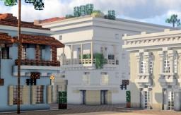 3493 Calle de los Santos de Piedra, Cartagena De Indias, Colombia Minecraft Map & Project