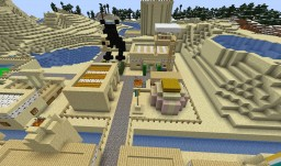 minecraft greek mythology map