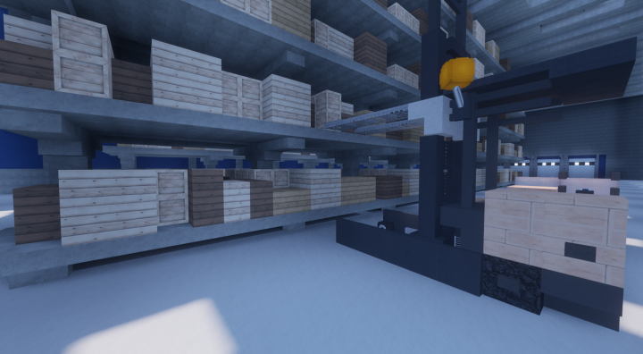 staff warehouse