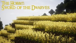 THE HOBBIT: SWORD OF THE DWARVES Minecraft Map & Project