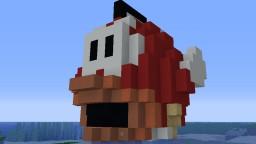 Mariocraft Cheep-Cheep Minecraft Map & Project