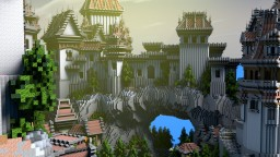Competition Castle Minecraft Map & Project