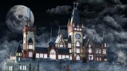 Schloss Drachenburg - The Dragon Castle Minecraft Map & Project