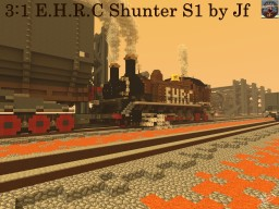 THE BIG EHRC Shunter S1 by JF Minecraft Map & Project