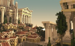 Athos - An ancient Greek city Minecraft Map & Project