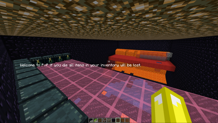 Popular Server Project : Kit Pvp