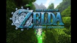 the Legend of Zelda: Ancient Chronicles Trailer Minecraft Blog