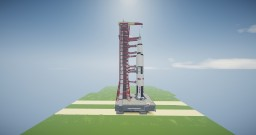 Kennedy Space Center ANNO 1969 (full interior and landscapes) Minecraft Map & Project