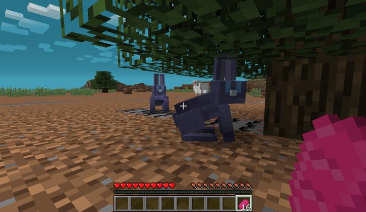 Purple Bunnies!