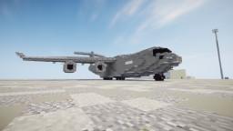 C-17 Globemaster Minecraft Map & Project