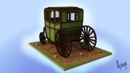 Carriage [Mega-Build] Minecraft Map & Project