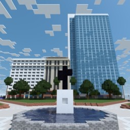 San Pedro - Latin American city project [Download available] Minecraft Map & Project