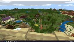 Minecraft Bedrock Zoo Minecraft Map & Project