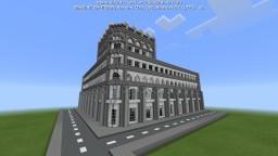 El Hogar Filipino Building Minecraft Map & Project