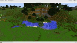Mountain Home (Fully customizable) Minecraft Map & Project