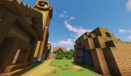 LARP Battle (Name may change) Minecraft Map & Project