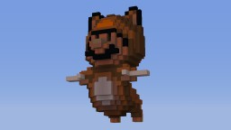 Mariocraft Tanooki Suit House Minecraft Map & Project