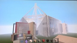Deepdale (Preston North End) Minecraft Map & Project