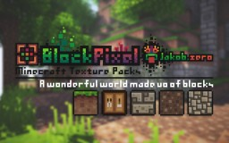 BlockPixel Bedrock Edition Minecraft Texture Pack