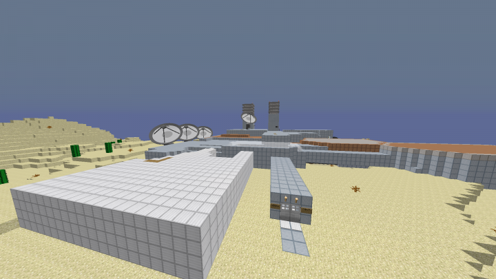 Minecraft advanced rocketry launch pad | Advanced Rocketry