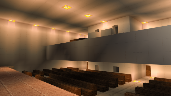 Loats theater interior