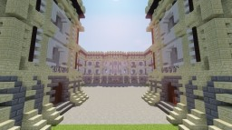 Bank of Minecraft - Inspired by Bank of England and Buckingham Palace Minecraft Map & Project