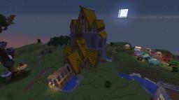 Dragons Reach (Skyrim) Minecraft Map & Project
