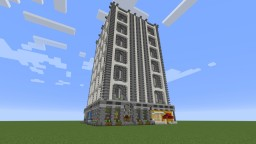 Guardian Building Minecraft Map & Project