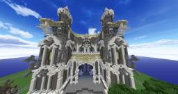 bat? temple Minecraft Map & Project