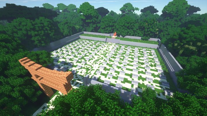 Konohagakure Graveyard