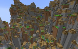 Amplified Infinite Village (Download) Minecraft Map & Project