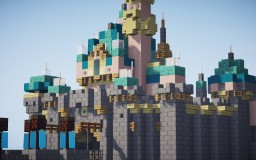 ForeverMagic! Presents: The Disneyland Resort Project Minecraft Map & Project